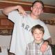 Channing Tatum with a Fan