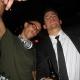 Channing Tatum with DJ at 'G.I. Joe' Los Angeles Premiere