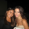 Jenna Dewan with Fan Mel at Limelight Awards