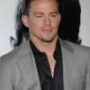 Channing Tatum at New York Premiere of 'Fighting'