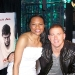Channing Tatum and CTU Webmaster Q at 'Fighting' Press Junket
