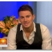Channing Tatum on the 'G.I. Joe: Rise of Cobra' Press Tour (Today Show)