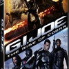 Channing Tatum on the 'G.I. Joe: Rise of Cobra' DVD Cover Art