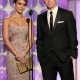 Channing Tatum and Jessica Alba Presenting on the Golden Globes