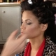 Jenna Dewan-Tatum Getting Ready for the Golden Globes