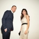 Channing Tatum and Jenna Dewan-Tatum at the 'Haywire' Premiere (CTU Exclusive)