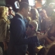 Channing Tatum in Interviews at the 'Haywire' Premiere