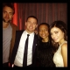 Reid Carolin, Channing Tatum, Q and Jenna Dewan-Tatum at the 'Haywire' Premiere