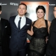 Channing Tatum at the 'Haywire' Premiere