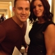 Channing Tatum with Gina Carano at 'Haywire' Press Junket