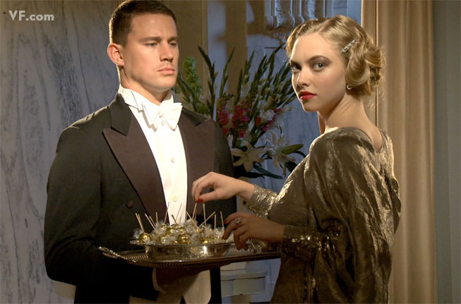 Channing Tatum and 'Dear John' Co-Star Amanda Seyfried Featured in August 2009 Vanity Fair