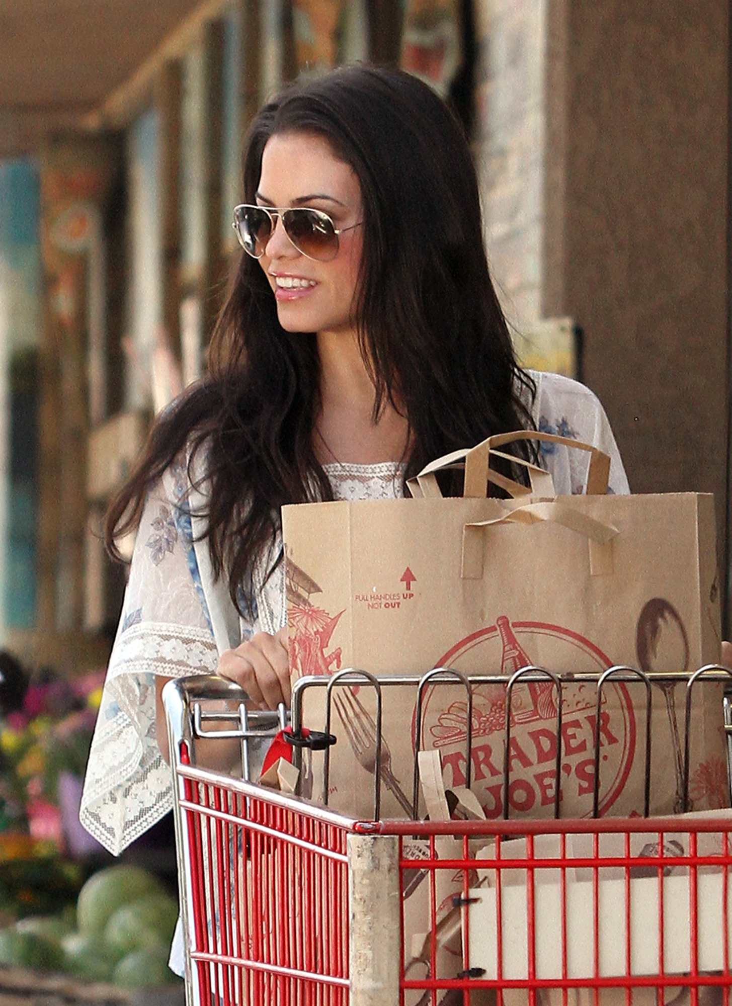 "Jenna Dewan-Tatum is a Regular ""Trader"" Joe"