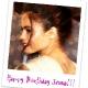 HAPPY BIRTHDAY JENNA!
