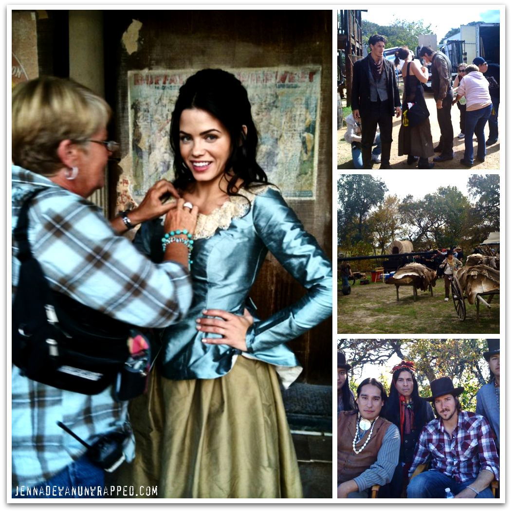 Photos from Jenna Dewan-Tatum's 'The Legend of Hell's Gate: An American Conspiracy'