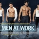 Magic Mike's Channing Tatum, Matthew McConaughey, Joe Manganiello and Matt Bomer in Entertainment Weekly