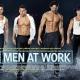 Magic Mike's Channing Tatum, Matthew McConaughey, Joe Manganiello and Matt Bomer in Entertainment Weekly