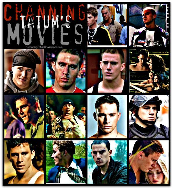 NEWS FLASH: Channing T... Channing Tatum Movies