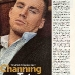 Channing Tatum in October 23, 2006 People Magazine