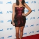 @JennalDewan at PETA's 30th Anniversary Gala  and Humanitarian Awards at The Hollywood Palladium HQ
