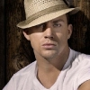 Channing Tatum Modeling for Stephen Danelian