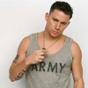 Channing Tatum in 'Stop-Loss' Promotional Shoot