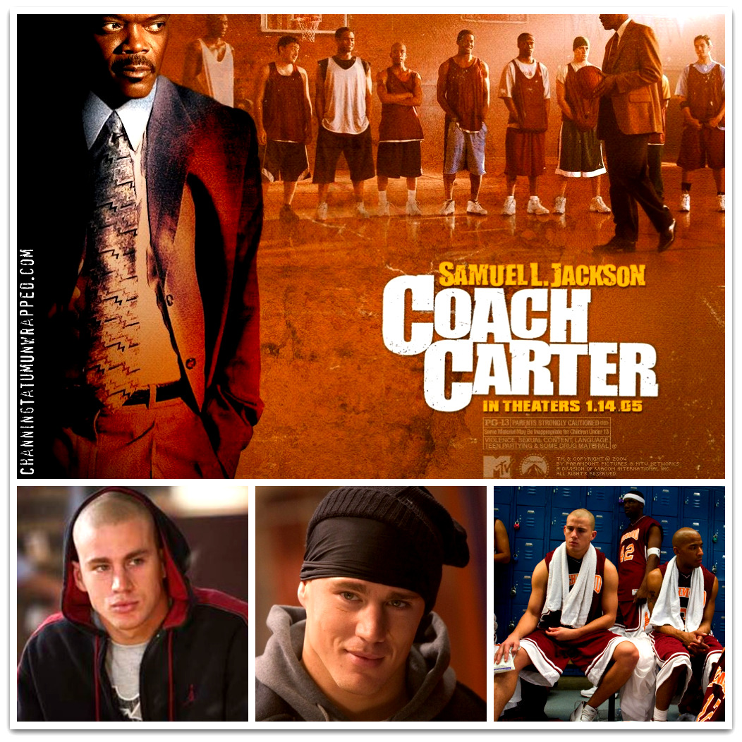 Channing Tatum in 'Coach Carter' (Wallpaper)