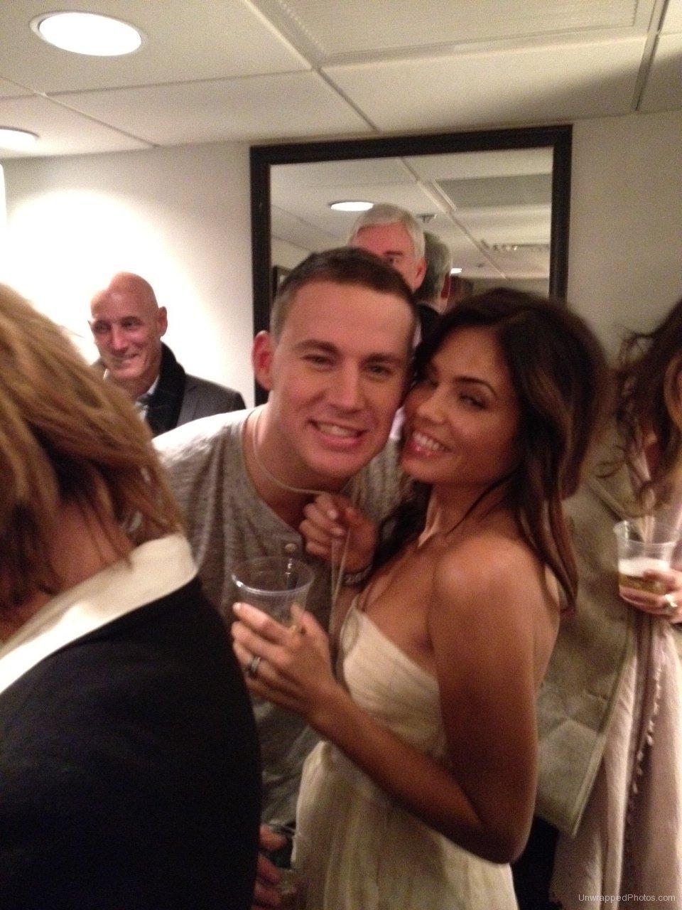 Channing Tatum Takes Saturday Night Live by Storm ... ченнинг татум