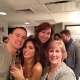 Channing Tatum, Jenna, Sister Paige, & Mom Kay Backstage After SNL