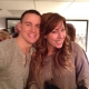 Channing Tatum and Sister Paige Backstage After SNL