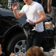 Channing Tatum on the Set of 'Son of No One'