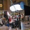 Grand Central Set of 'Step Up 3D'