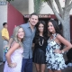 @ChanningTatum & @JennalDewan with Fans at 2010 Teen Choice Awards