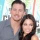 Channing Tatum and Jenna Dewan-Tatum Arriving at 2010 Teen Choice Awards (Featured)