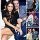 Channing Tatum and Jenna Dewan-Tatum at 2010 Teen Choice Awards (Wallpaper)