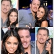 Channing Tatum and Jenna Dewan-Tatum at 2010 Teen Choice Awards (Wallpaper)