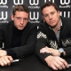 @ChanningTatum and Jamie Bell at Waterstone's Piccadilly Book Signing for 'The Eagle'