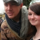 @ChanningTatum with Fan @zoelaurenbiebs in the UK
