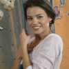 Jenna Dewan on the Set of 'The Jerk Theory'