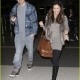 Channing Tatum and Jenna Dewan Catching a Flight at LAX to London