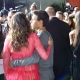 Jenna Dewan-Tatum Doing Interviews with Her Brother Daniel at The Vow Premiere