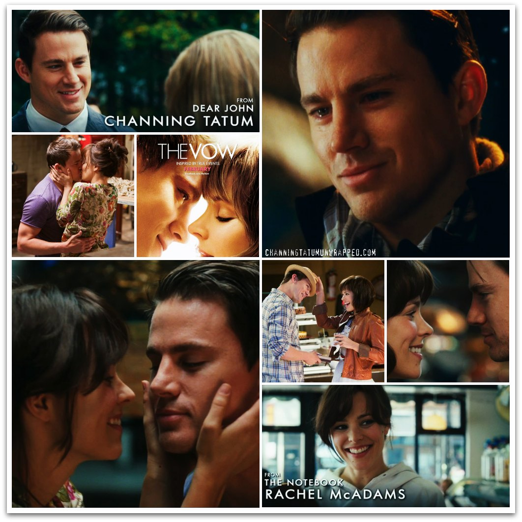 New Downloads for Channing Tatum and Rachel McAdams' 'The Vow'