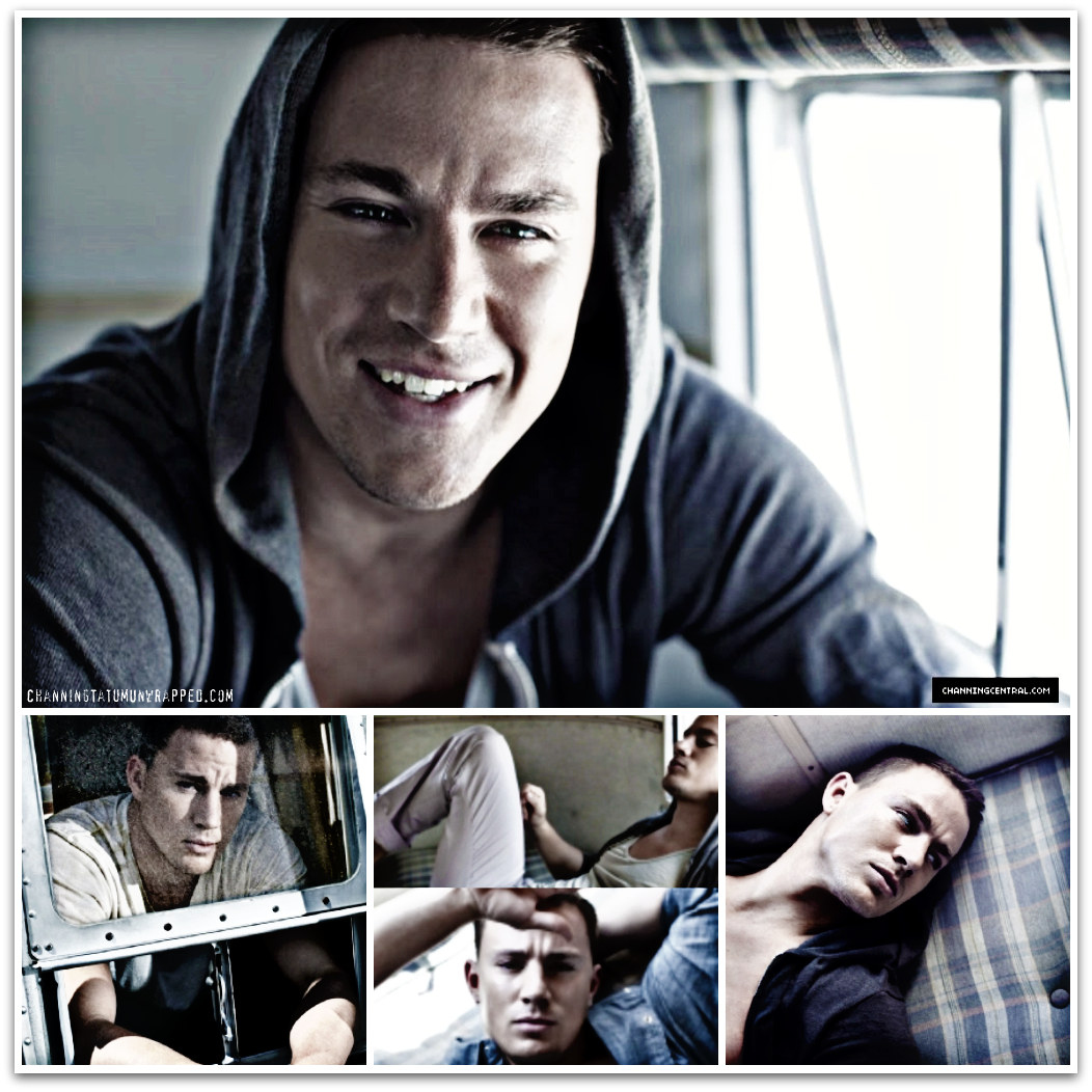 New Channing Tatum Wallpaper