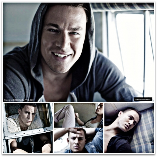 @ChanningTatum Photoshoot via ChanningCentral.com (Wallpaper)