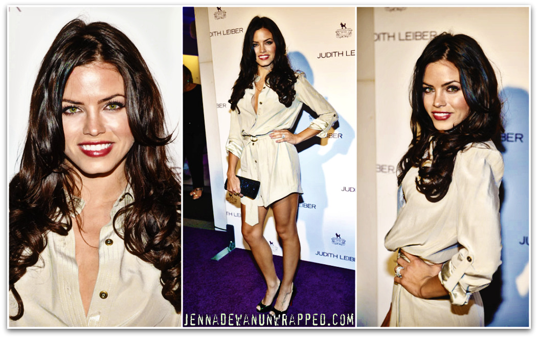 Jenna Dewan-Tatum at Judith Leiber Boutique Opening